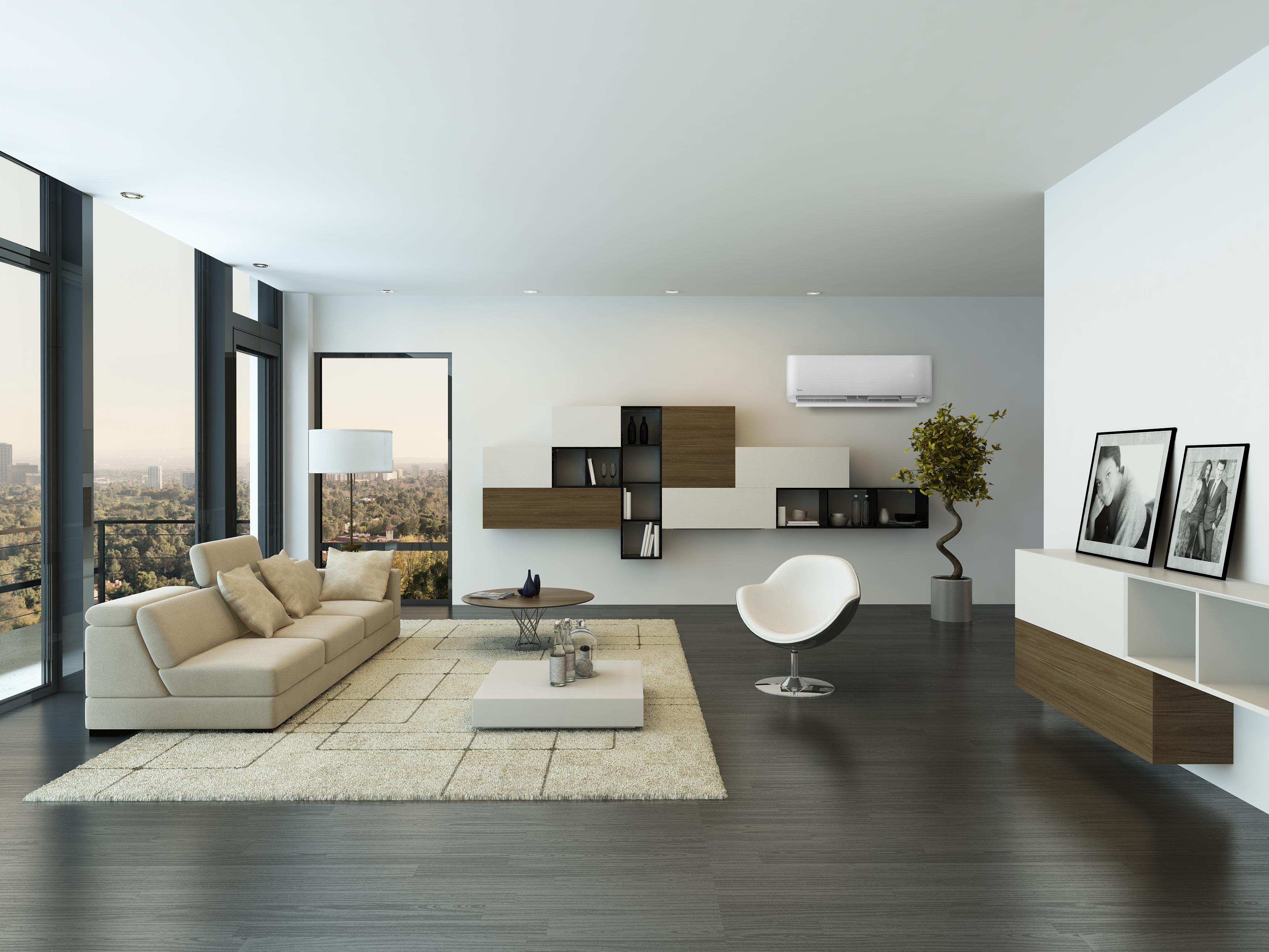 Midea presenta su amplia gama doméstica de aire acondicionado
