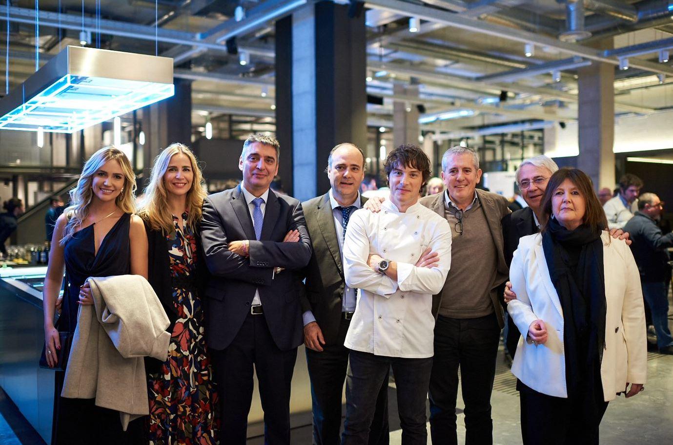 Frigicoll presenta su alianza con Clivet en un evento con tres estrellas Michelin
