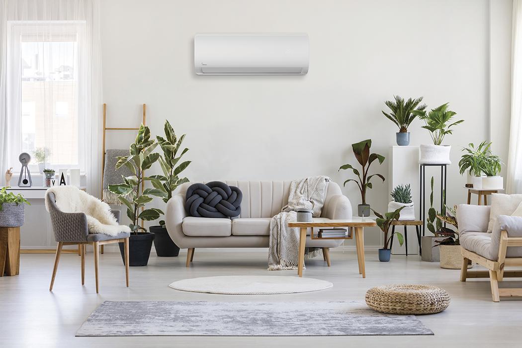 Disfruta del confort y la más alta eficiencia energética con Midea Xtreme Save