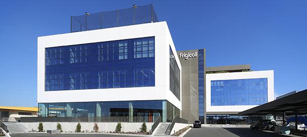 Edificio Frigicoll Midea