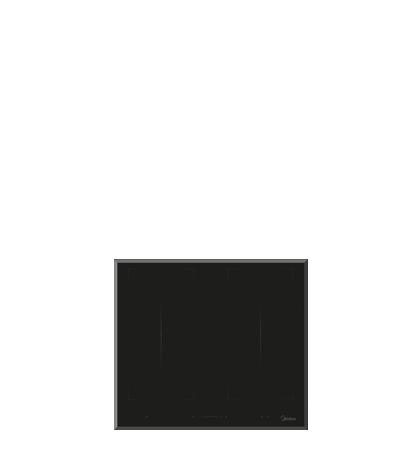 Placas Inducción 60 cm