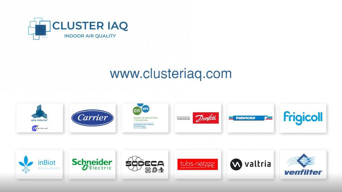 Frigicoll, como distribuidor de marcas de referencia de climatización, se une al clúster IAQ