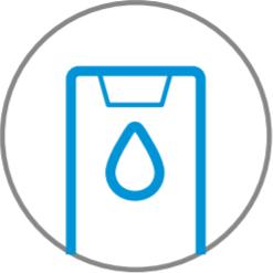 Dispensador de agua y hielo