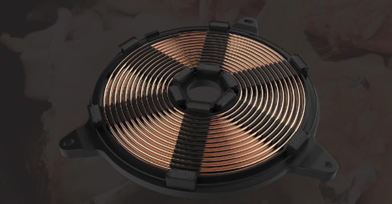 Inductor 32 cm de diametro