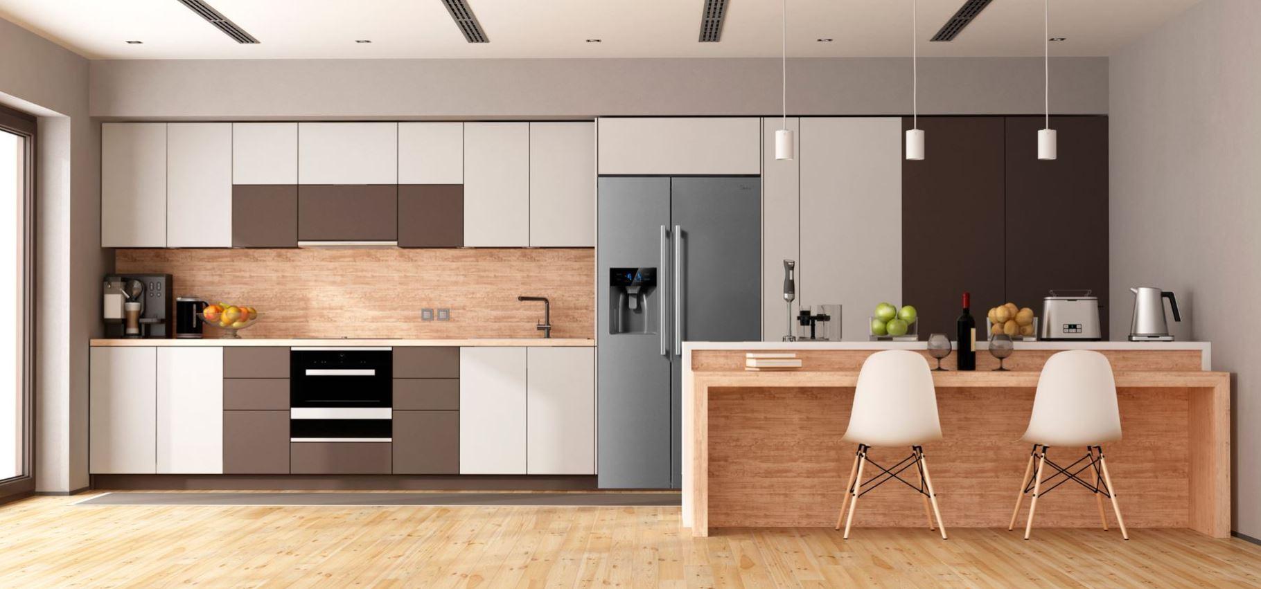 Midea presenta los frigoríficos idóneos para tu hogar