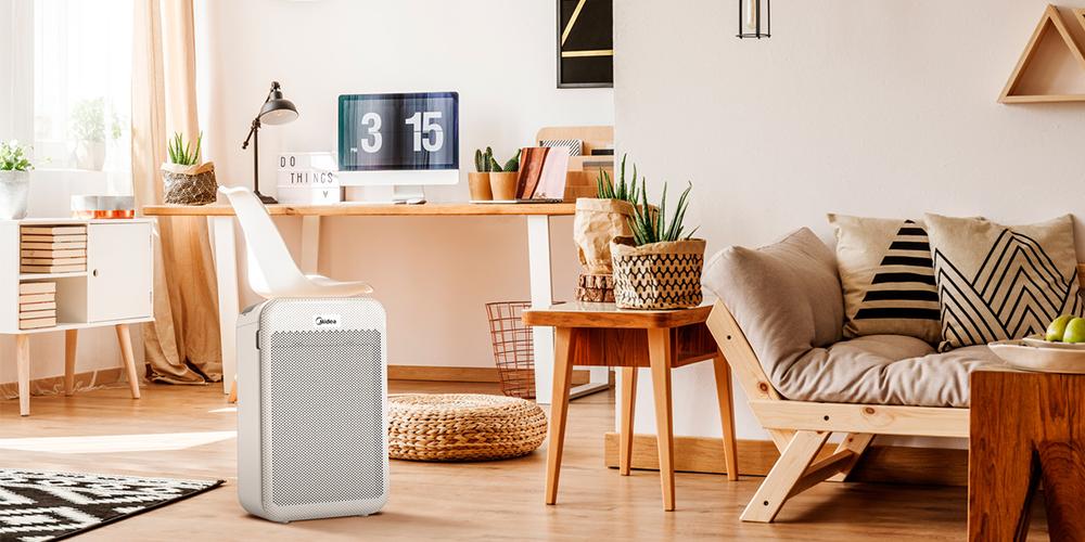 Midea presenta su nueva gama de purificadores de aire