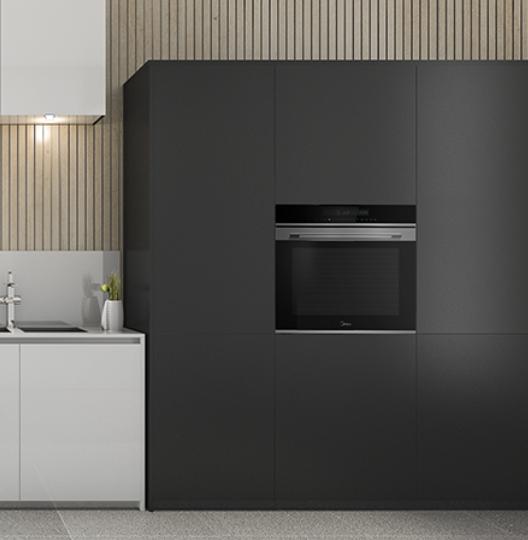Midea Steam, el nuevo horno multifunción con vapor del número 1 en fabricación de electrodomésticos*