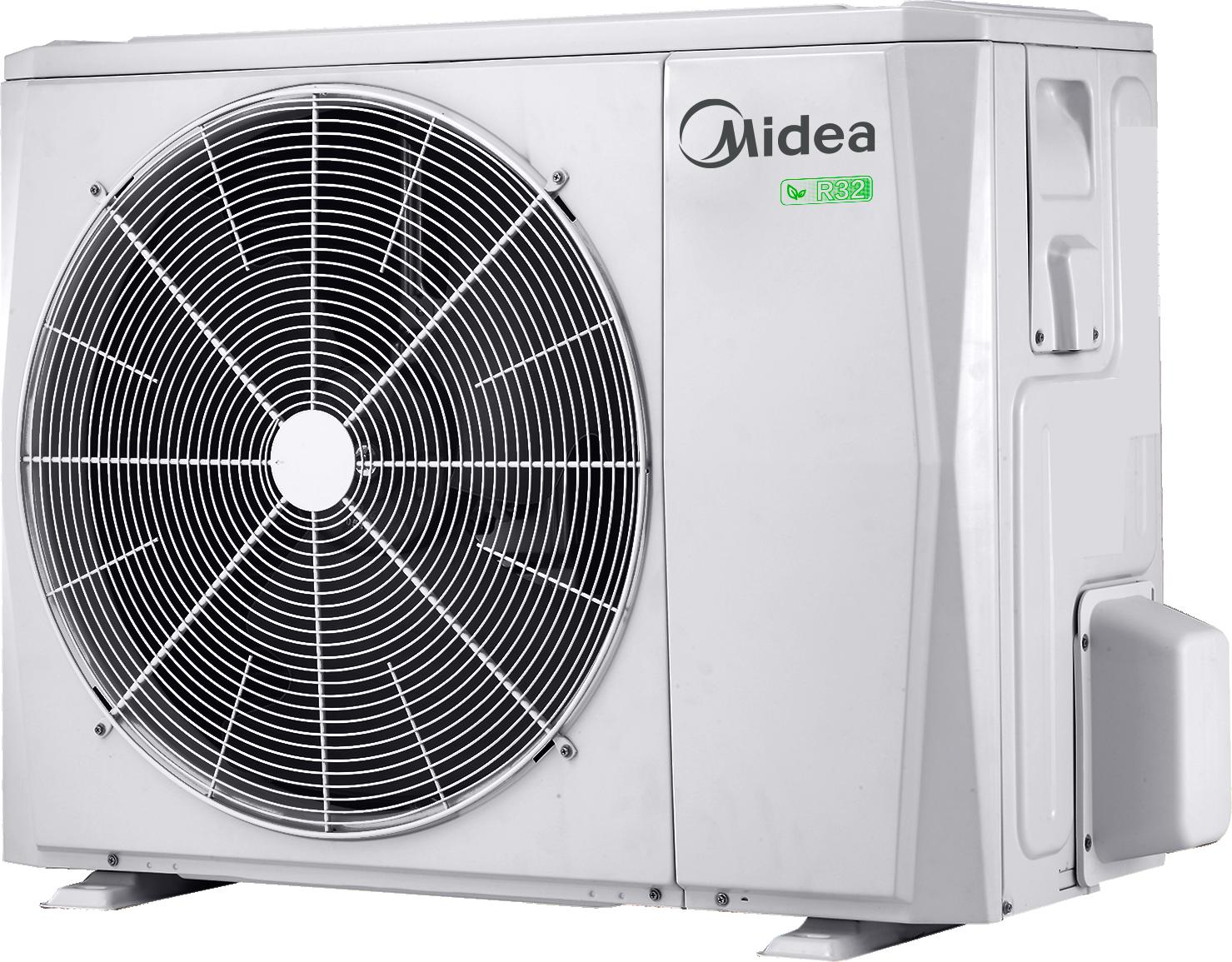 Nueva gama de soluciones de aerotermia Midea